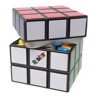 Boston America Corp Bonbons - Rubik's - Fruits Acidulés Boîte en métal