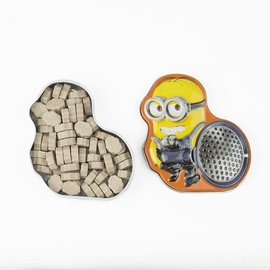 Boston America Corp Bonbons - Détestable Moi - Minions Flatuleurs Cacao Boîte en métal