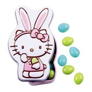 Boston America Corp Bonbons - Sanrio - Hello Kitty Oeufs de Lapin Sucrés Boîte en métal