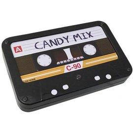 Boston America Corp Bonbons - Retro - Cassette Mix Cerise Boîte en métal