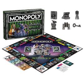 Usaopoly Jeu de société - Beetlejuice - Monopoly