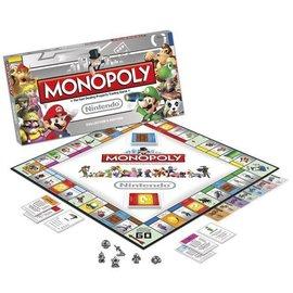 Usaopoly Jeu de société - Nintendo - Monopoly Édition de Collection