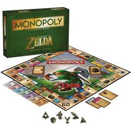 Usaopoly Jeu de société - Nintendo - Monopoly The Legend of Zelda Édition de Collection
