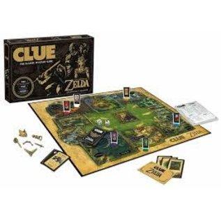 Usaopoly Jeu de société - The Legend Of Zelda - Clue Édition de Collection