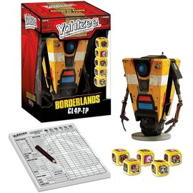 Usaopoly Board Game - Borderlands - Yahtzee CL4P-TP Edition