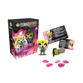 Funko Board Game - Aggretsuko - Funkoverse Game Expansion for 1 player
