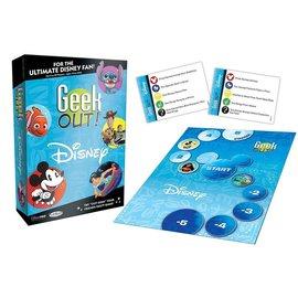 Usaopoly Jeu de société - Disney - Geek out!
