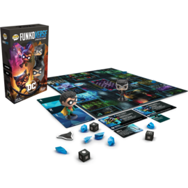 Funko Board Game - DC Comics - Funkoverse Batman Strategy Game for 2 players