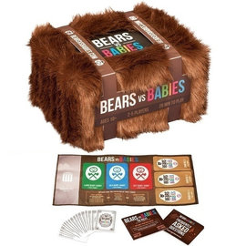 Other Board Game - Bear vs Babies - Fluffy Edition