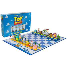 Usaopoly Board Game -  Disney Pixar - Toy Story: Collector's Chess Set