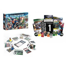 Other Board Game - DC Comics - Rebirth Deck Building