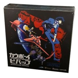 Other Board Game - Cowboy Bebop - Board Game Boogie