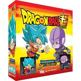 IDW Board Game - Dragonball Super - Tournament of Destroyers