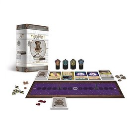 Usaopoly Jeu de société - Harry Potter - Hogwarts Battle Defense Against the Dark Arts