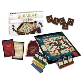 Usaopoly Board Game - Harry Potter - Scrabble