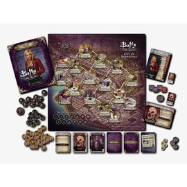Other Board Game - Buffy the Vampire Slayer- The Board Game