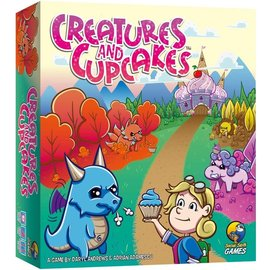 Other Board Game - Creatures and Cupcake