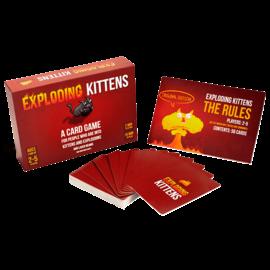 Other Jeu de société - Exploding Kittens - Original Edition