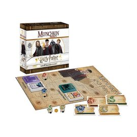 Usaopoly Board Game - Harry Potter - Munchkin Deluxe