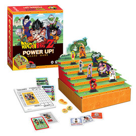 Usaopoly Jeu de société - Dragon Ball Z - Power Up! Board Game