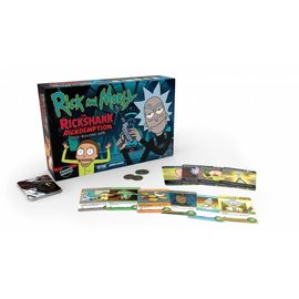 Other Jeu de société - Rick and Morty - The Rickshank Rickdemption