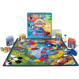 Usaopoly Board Game - Disney - Cranium Family Edition