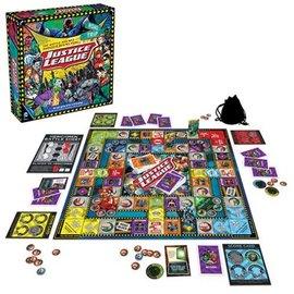 Aquarius Board Game - DC Comics - Justice League Road Trip