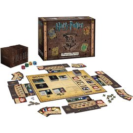 Usaopoly Jeu de société - Harry Potter - Hogwarts Battle