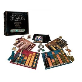 Usaopoly Board Game - Fantastic Beasts- Perilous Pursuit