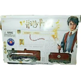Other Jeu - Harry Potter - Poudlard Express Set de Train Électrique