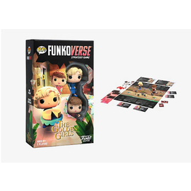 Funko Board Game - The Golden Girls - Funkoverse Strategy Game for 2 players