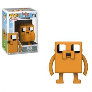 Funko Funko Pop! - Adventure Time x Minecraft - Jake 412