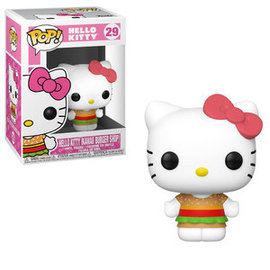 Funko Funko Pop! - Hello Kitty - Hello Kitty (Kawaii Burger Shop) 29