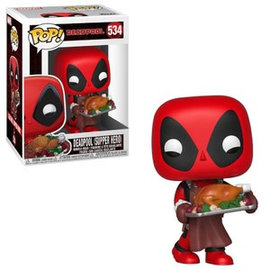 Funko Funko Pop! - Marvel Deadpool - Deadpool Super Hero 534