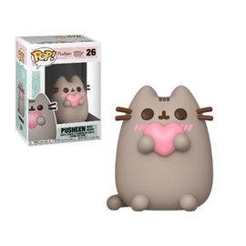 Funko Funko Pop! - Pusheen the Cat - Pusheen with Heart 26