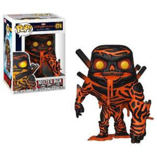 Funko Funko Pop! - Spider-Man - Far From Home Molten Man 474
