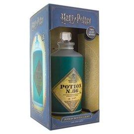 Paladone Lampe - Harry Potter - Lumière Bouteille de Potion N.86