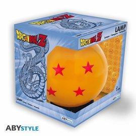 AbysSTyle Lampe - Dragon Ball Z - Lumière Dragon Ball 4 Étoiles