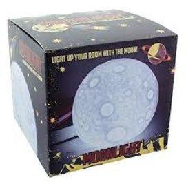Paladone Lampe - Galaxie - Lumière Claire de Lune