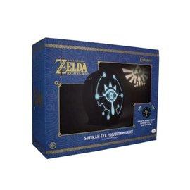 Paladone Lampe - The Legend of Zelda - Lumière de Projection d'Oeil Sheikah