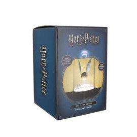 Paladone Lamp - Harry Potter - Golden Snitch Bell Jar Light