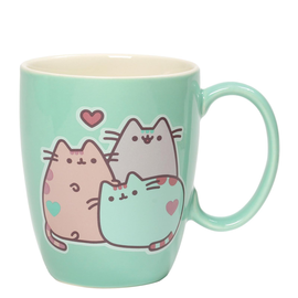 Our Name is Mud Tasse - Pusheen - Pusheen et ses Amis Vert Menthe 12oz