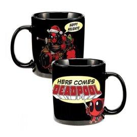Vandor Tasse - Marvel - Deadpool Happy Holidays 20oz