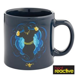 Vandor Mug - Disney - Aladdin Genie At Your Service Heat Reactive 20oz