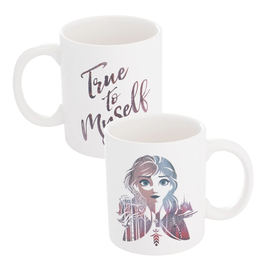 Vandor Mug - Disney - Frozen 2 Anna True to Myself Heat Reactive 12oz