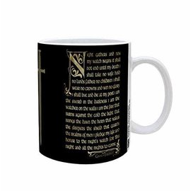 Pyramid America Tasse - Game of Thrones - Night's Watch Oath 11oz