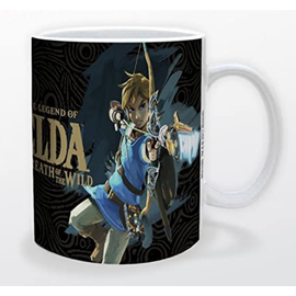 Pyramid America Tasse - The Legend of Zelda - Breath of the Wild 11oz