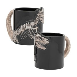 Vandor Mug - Dino - T-Rex Skeleton Sculpted 20oz