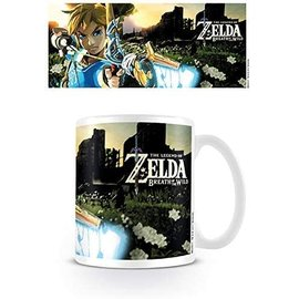 Pyramid America Tasse - The Legend of Zelda - Breath of the Wild Unleash 11oz