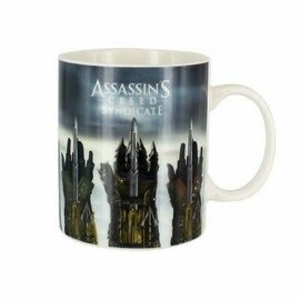 Pyramid America Tasse - Ubisoft - Assassin's Creed Syndicate Gauntlet 12oz